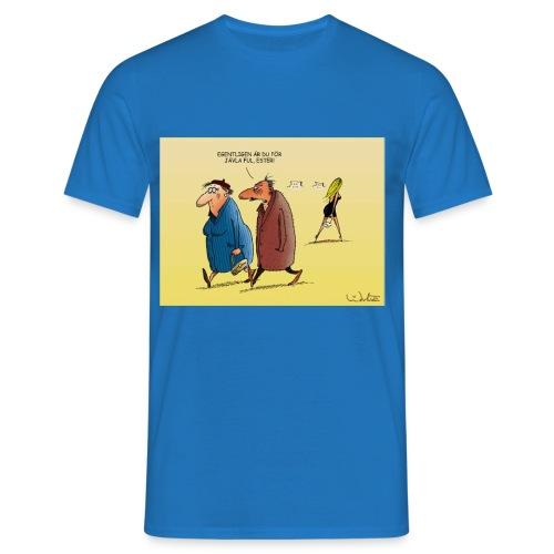 ester - T-shirt herr
