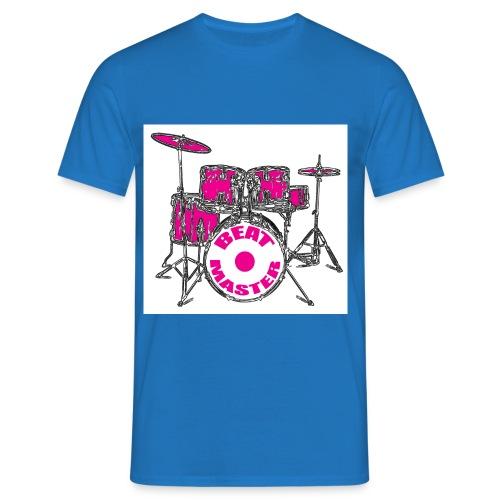 0 drums 2 - Männer T-Shirt