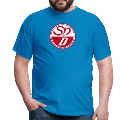 SVD Logo (rot-weiss) - Männer T-Shirt