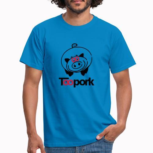 toopork2 - Maglietta da uomo