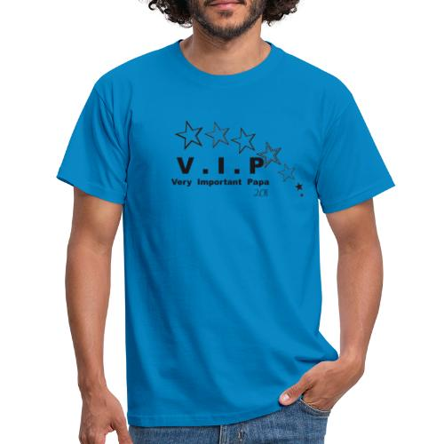 Very Important Papa 2011 - VIP - Version 03 Star - T-shirt Homme