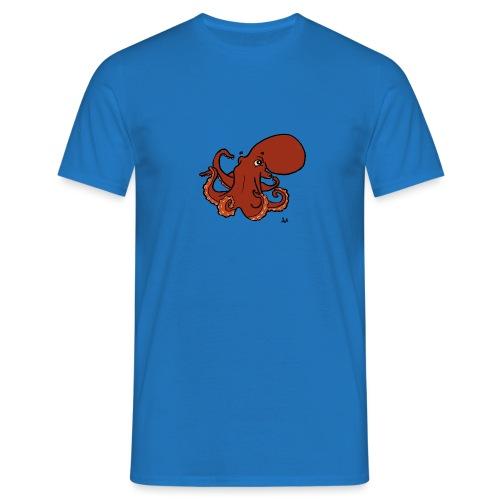 Pieuvre géante du Pacifique - T-shirt Homme