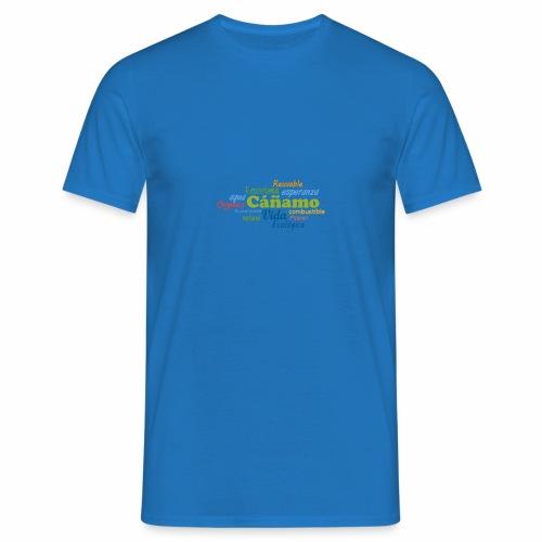 Cáñamo Sustentable - Camiseta hombre