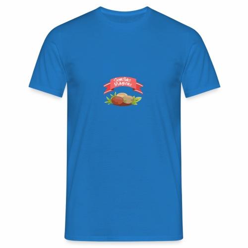 Semillas Mágicas (Cáñamo. Marijuana.) - Camiseta hombre