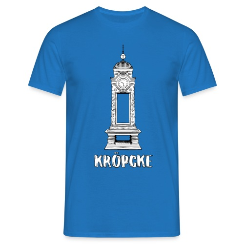 Hannover Kröpcke Uhr - Männer T-Shirt
