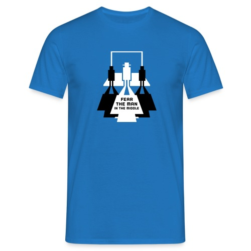 The Man in the Middle - Men's T-Shirt