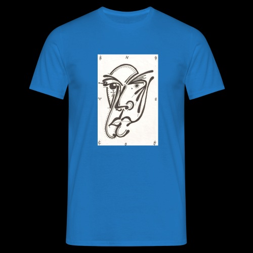Thames Crossings Hall Of Imagery - Men's T-Shirt