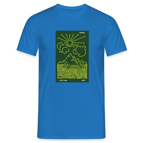 labdays2015 tshirt - Men's T-Shirt