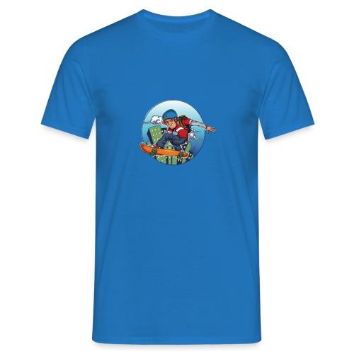 Skater - Men's T-Shirt
