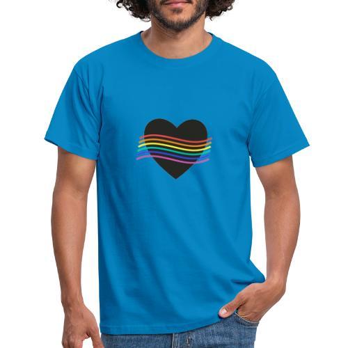 PROUD HEART - Männer T-Shirt