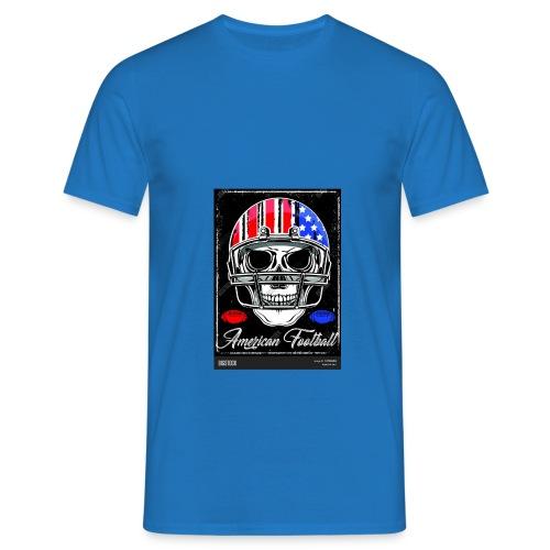 hodeskalle - T-skjorte for menn