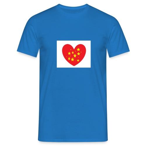 Herz der unendlichen Weiten - Männer T-Shirt