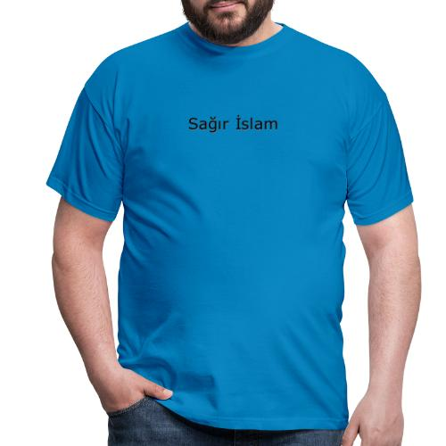 Deaf Islam - Männer T-Shirt
