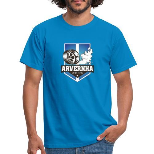 Collection Blason Arvernha Drift - T-shirt Homme