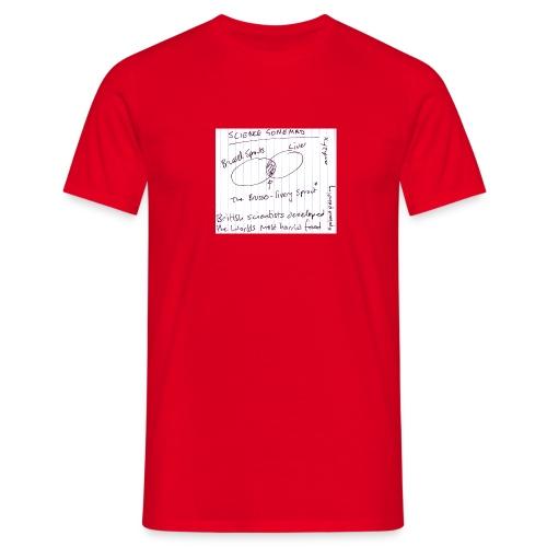 sciencemad - Men's T-Shirt
