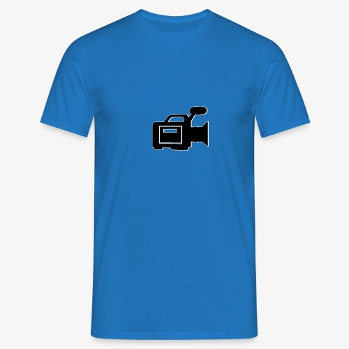 camera - Herre-T-shirt