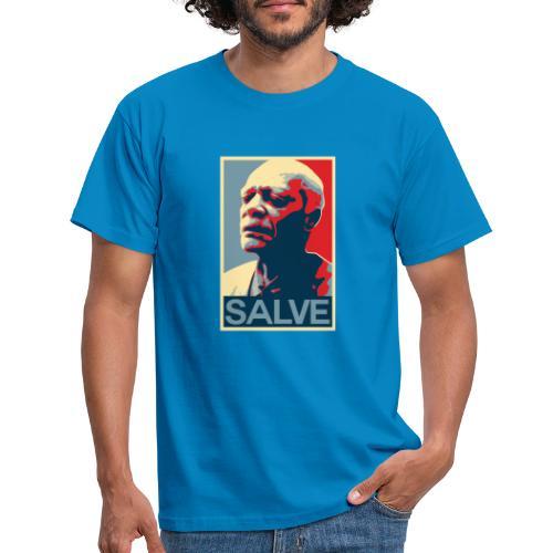 Salve series - Mestre Pastinha - Men's T-Shirt