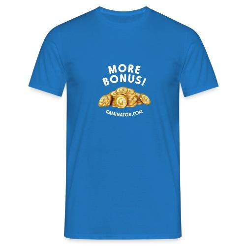More bonus - Men's T-Shirt
