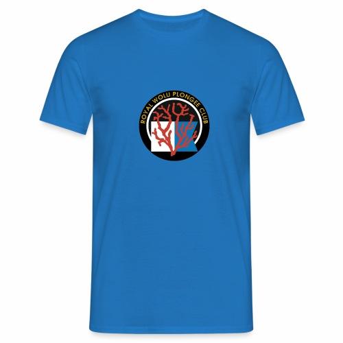 Royal Wolu Plongée Club - T-shirt Homme
