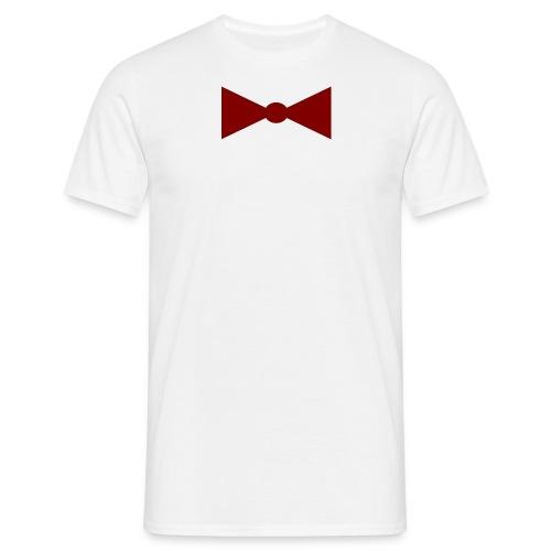 fliege - Männer T-Shirt