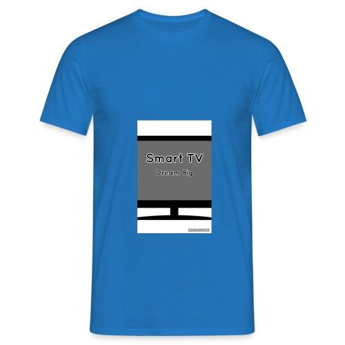 Smart TV Dream Big - Men's T-Shirt