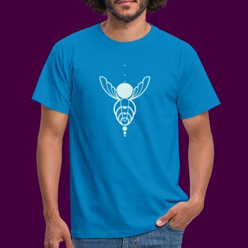Cropcircle - Kornkreis Milkhill - Männer T-Shirt