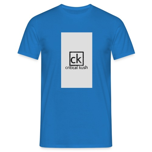 CK _critical kush - Camiseta hombre
