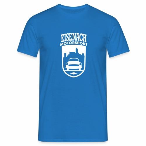 Wartburg Motorsport Eisenach Coat of Arms - Men's T-Shirt