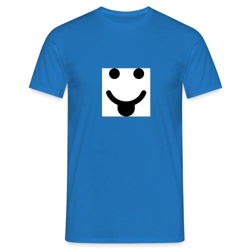 smlydesign jpg - Mannen T-shirt