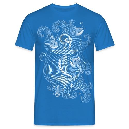 Lost Anchor - Men's T-Shirt