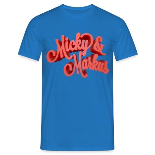 Micky Markus - Männer T-Shirt