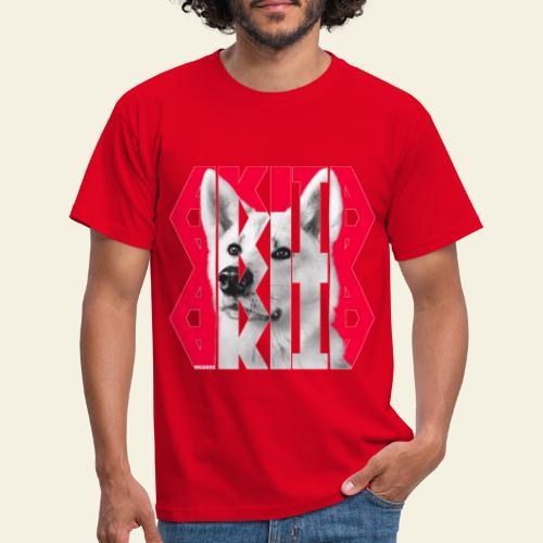 Akita NASSU IV - Miesten t-paita