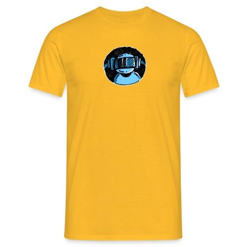 Machine Boy Blue - Men's T-Shirt