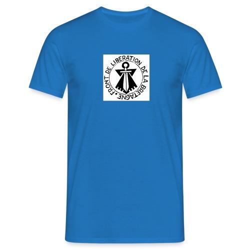 Front de Libération de la Bretagne jpg - T-shirt Homme