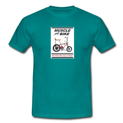 musclebike03 - T-shirt Homme