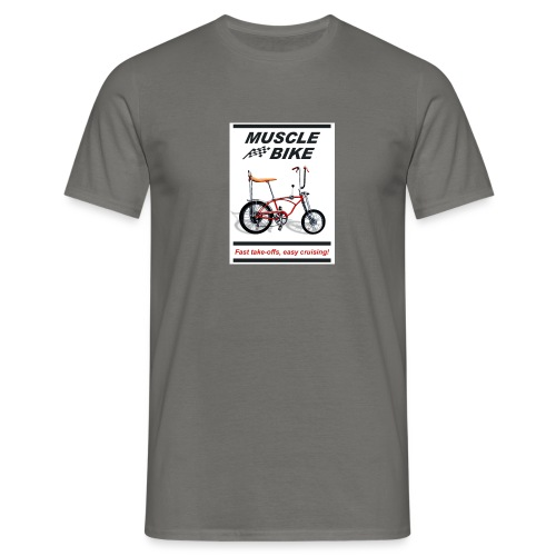 musclebike03 - T-shirt Homme
