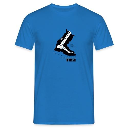 A Tgabarit SKULLschoes - T-shirt Homme