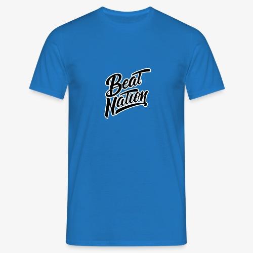 Logo Officiel Beat Nation Noir - Männer T-Shirt