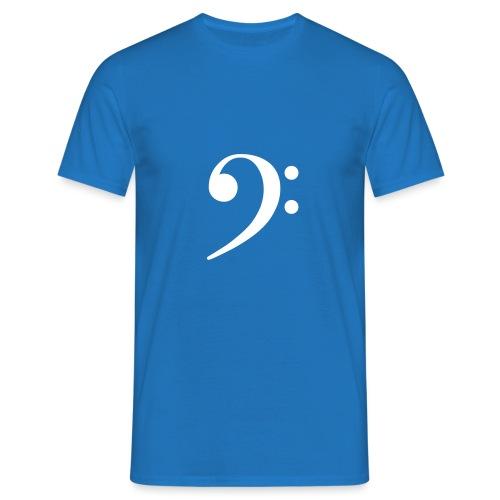 Bass - Männer T-Shirt