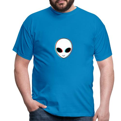 alien tumblr - Camiseta hombre