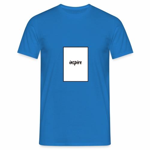 Inspire - T-shirt herr