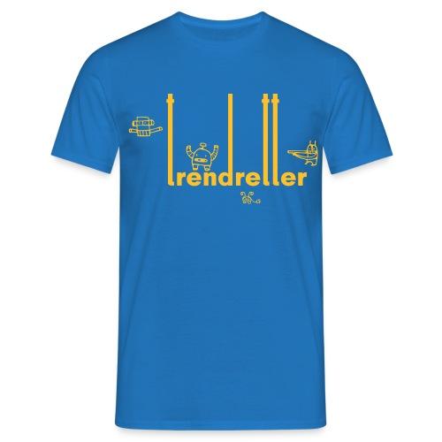 Trendretter Bots 01 - Männer T-Shirt