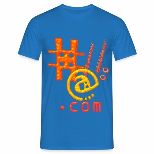inf c - Camiseta hombre