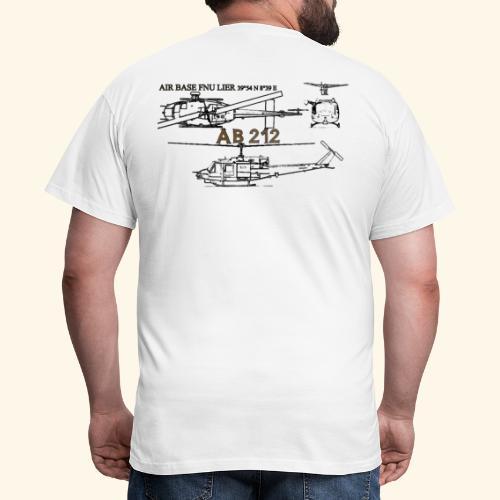 ab212 AIR BASE FENOSU - Maglietta da uomo