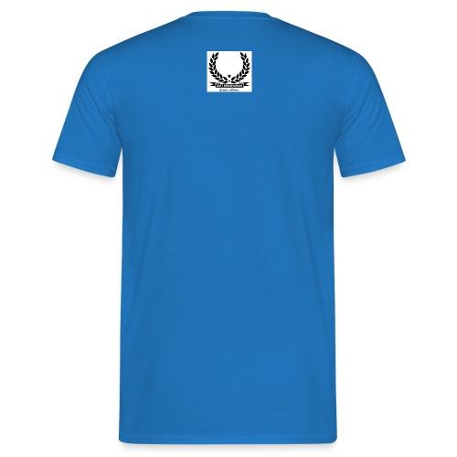 EBSA White jpg - Men's T-Shirt