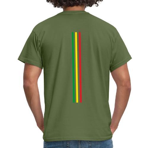 974 ker kreol fieret cult 1 - T-shirt Homme