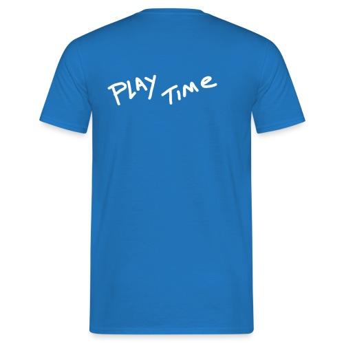 Play Time Tshirt - Men's T-Shirt