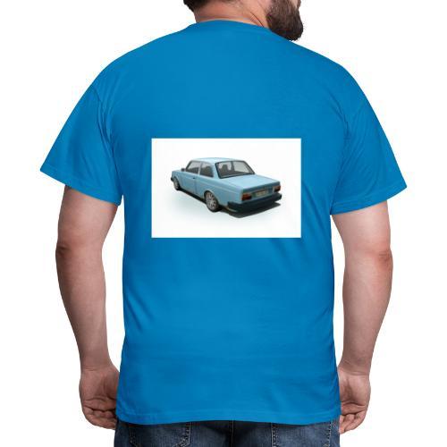 volvo 242 1975 by lindstyling jpg - T-skjorte for menn