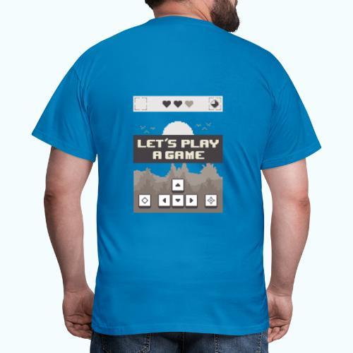 Vintage Gamer - Men's T-Shirt