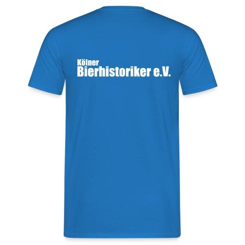 Schriftzug - Männer T-Shirt